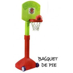 BASQUET DE PIE regulable