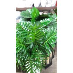 Mostera hoja por unidad - Plantas importada artificial
