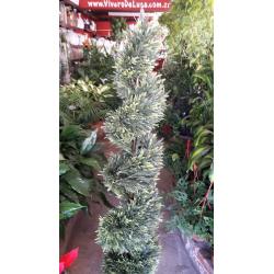 Espiral alt 1.6 mts - Plantas importada artificial