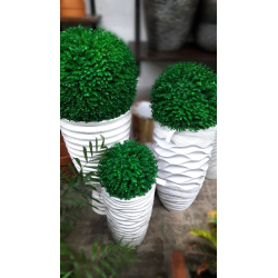 Esfera 0.40 cm - Plantas importada artificial