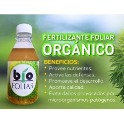 Fertilizante Foliar Orgánico 500cc - BIO TERRA -