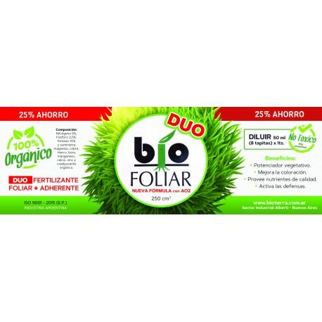 Fertilizante Orgánico 250cc - BIO TERRA -